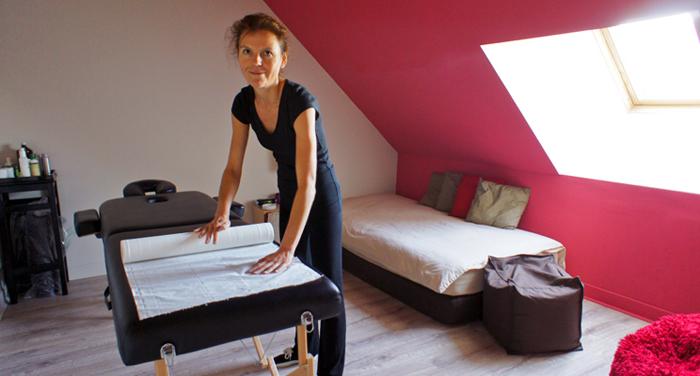 massage bien-être à Blois
